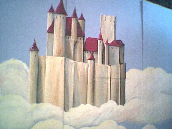 jack and the beanstalk giants castle - photo #26