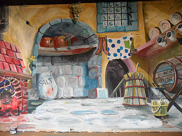 home page of set painting